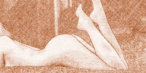 les fesses de la crémière