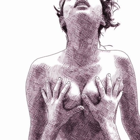 caresses avec dix doigts et deux paumes