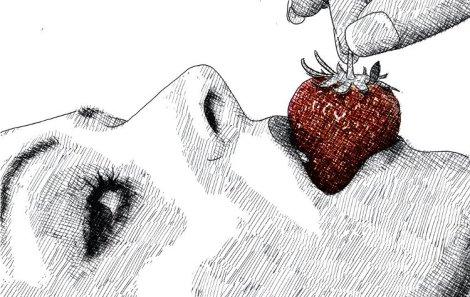 comme une envie de fraises