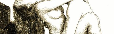 victoria rae black, joymii, digital pen and ink drawing