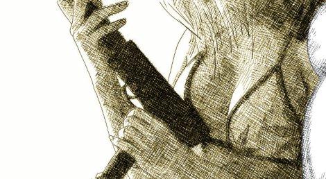 Image tirée de l'excellent Spring Breakers (Harmony Korine 2012)
