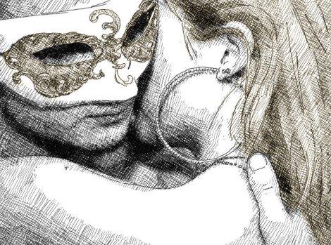 rencontres par affinités - ne pas tomber amoureux d'un masque