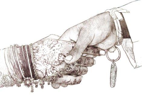 mariage, union, couple, loyauté, fidélité, soutien, entraide
