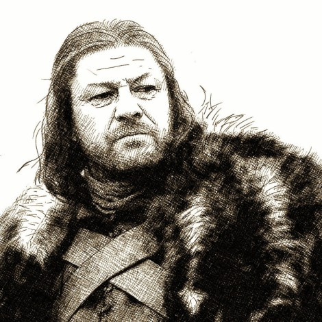 Même Ned Stark -- c'est pour dire...