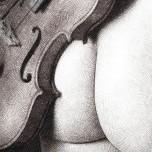 Second violon (ref photo (c) myweirdness sur deviantart.com)
